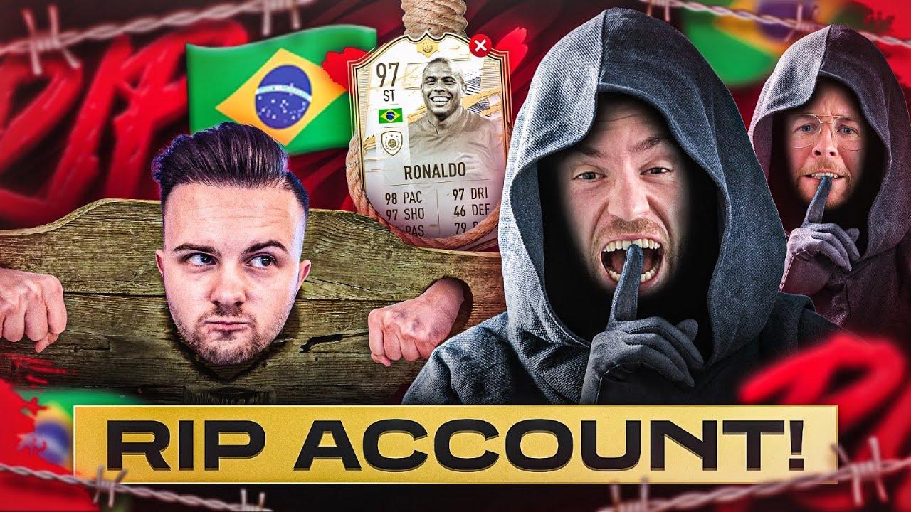 OMG ☠️ RONALDO ICON MOMENTS DISCARD... 😨 FIFA 21: Icon Discard Battle 🔥