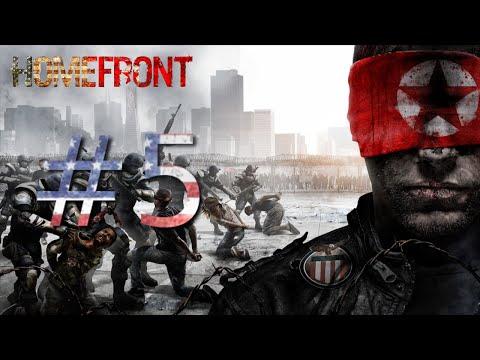 Homefront - Let's Play Español - Capitulo 5 - Región Cardial