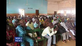 Benin Ahmadi Muslims host interfaith event