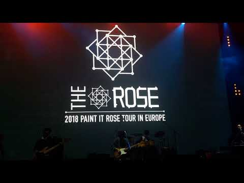THE ROSE (더 로즈) IN MOSCOW