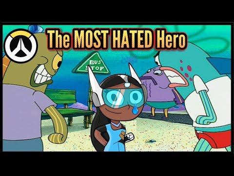 The Hate People STILL Face for Playing Symmetra (Overwatch) thumbnail