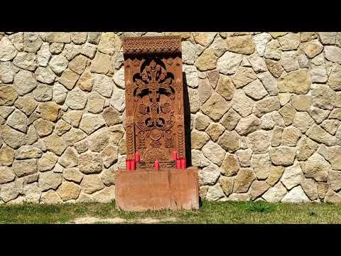 106-я годовщина геноцида армян в Османской империи 1915 года. 24 апреля 2021 г. Барселона.