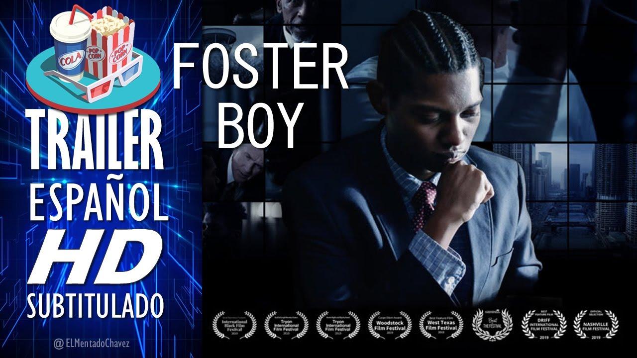 Foster Boy 2020 Trailer En Espanol Subtitulado Latam Pelicula Drama Youtube