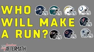 Which Team Playing on Wild Card Weekend has the Best Chance to Make a Playoff Run?