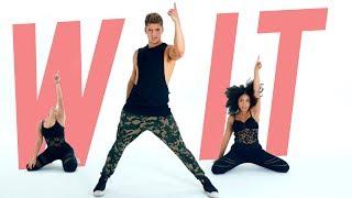 Wait - Maroon 5   Caleb Marshall   Dance Workout