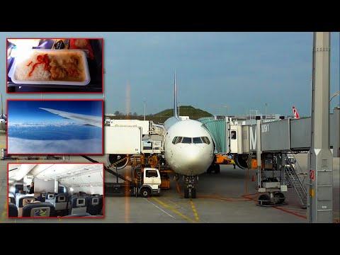 TRIP REPORT | Delta Air Lines | Boeing 767-400ER | Munich - Atlanta | Economy Class | ✈