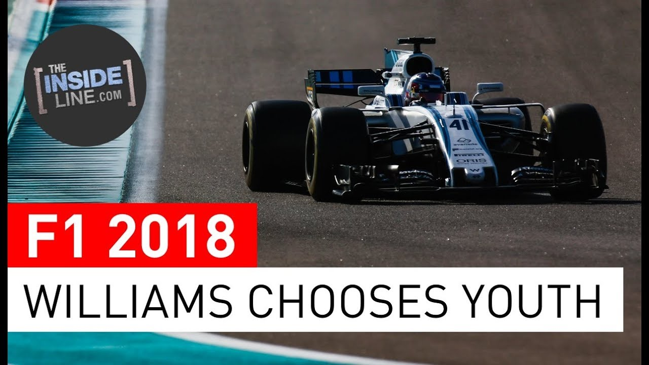 f1 news 2018 williams youth over experience the inside. Black Bedroom Furniture Sets. Home Design Ideas