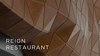 WOOD-SKIN | Reign Restaurant in Dubai