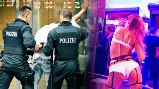 Frankfurt: Verstärkte Polizei-Präsenz im Bahnhofsviertel