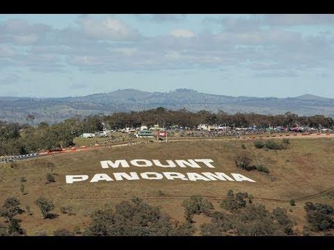 Road Trip to Mount Panorama (Bathurst, NSW)