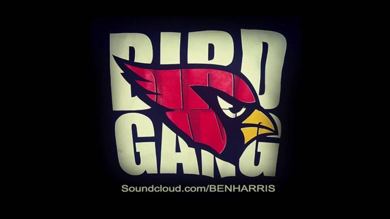 7e1ecd0d BIRD GANG (AZ Cardinals Anthem) 2016 ~ Ben Harris [AUDIO]