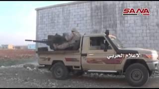 Сирия боевики не выдерживают натиска Сирийской армии convert video online com