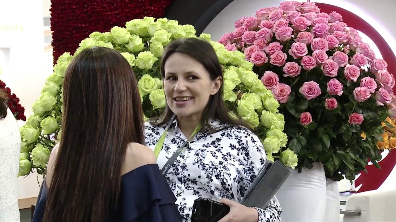 Expo Flor Ecuador 2018 Día # 3