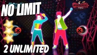 Just Dance 3 No Limit 2 Unlimited
