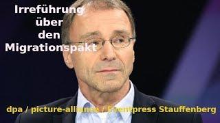 Rechtswissenschaftler Reinhard Merkel und die Irreführung über den UN-Migrationspakt