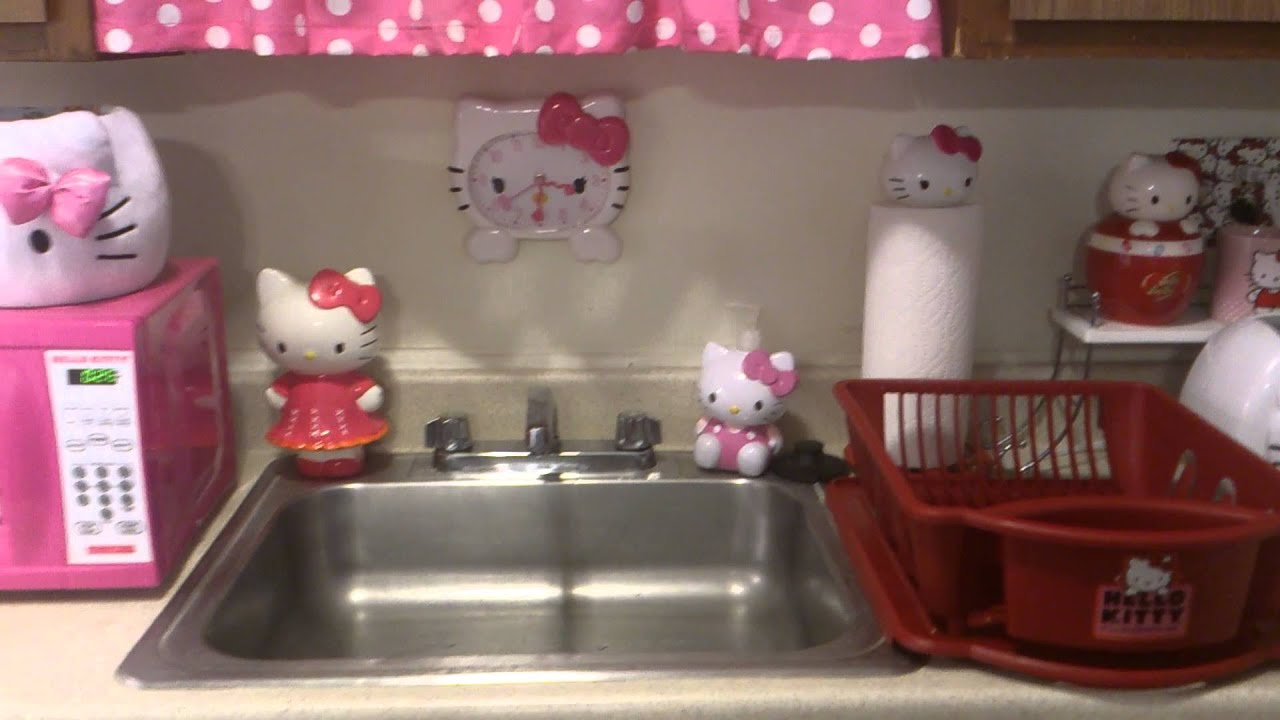 Uncategorized Hello Kitty Kitchen Appliances hello kitty kitchen tour youtube