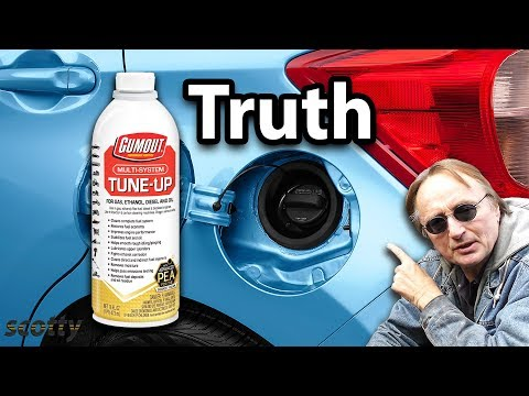 The Truth About Using Fuel Additives in Your Car