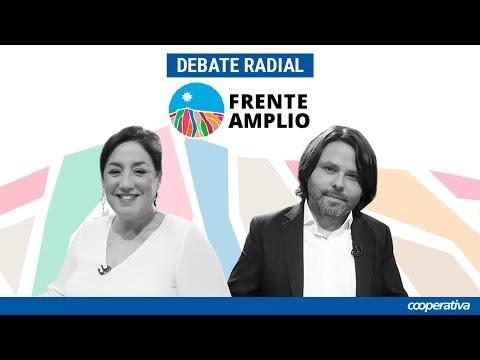Debate Radial Frente Amplio