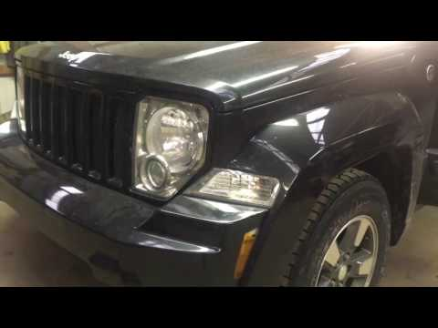 diagnose and fix no working heat in jeep liberty or dodge nitro 2008-2012 -  youtube