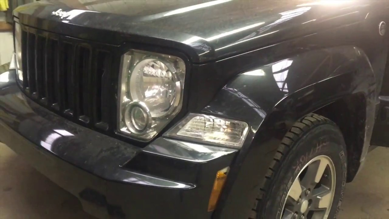 diagnose and fix no working heat in jeep liberty or dodge nitro 2008 2012 [ 1280 x 720 Pixel ]