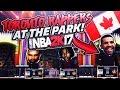 TORONTO RAPPERS AT PARK DRAKE x PARTYNEXTDOOR x NAV @ MyPark Going Crazy - NBA 2K17