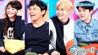 Video Guests - Suho and Sehun from EXO, Kim Sohyun & Junho [Hello Counselor / SUB : ENG,THAI / 2017.11.13] download MP3, 3GP, MP4, WEBM, AVI, FLV November 2017