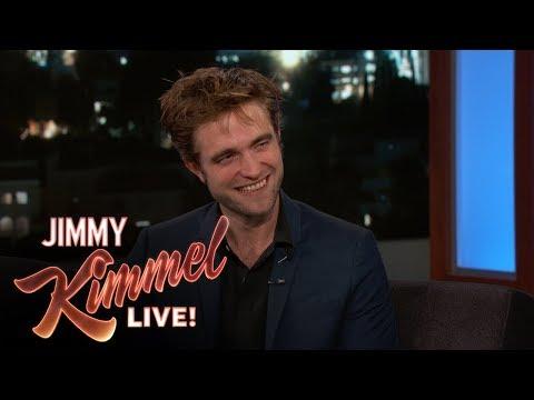 Robert Pattinson Reveals He Made a Substitute Teacher Cry