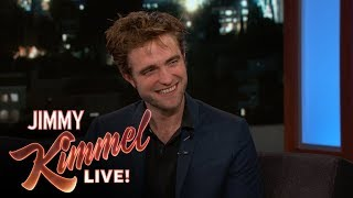 Robert Pattinson Reveals He Made a Substitute Teacher Cry