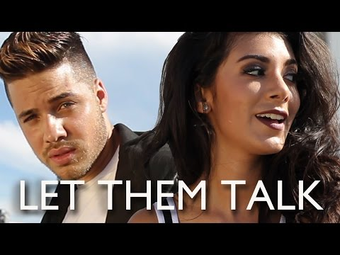 Giselle Torres - LET THEM TALK feat. William Valdes  (Official Video)