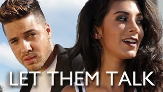 Смотреть клип Giselle Torres - Let Them Talk Ft. William Valdes