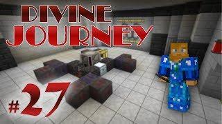 Divine Journey #27 Кровавая Алхимия || Minecraft 1.7.10