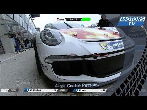 Porsche Carrera Cup France 2016 - Le Mans race 1