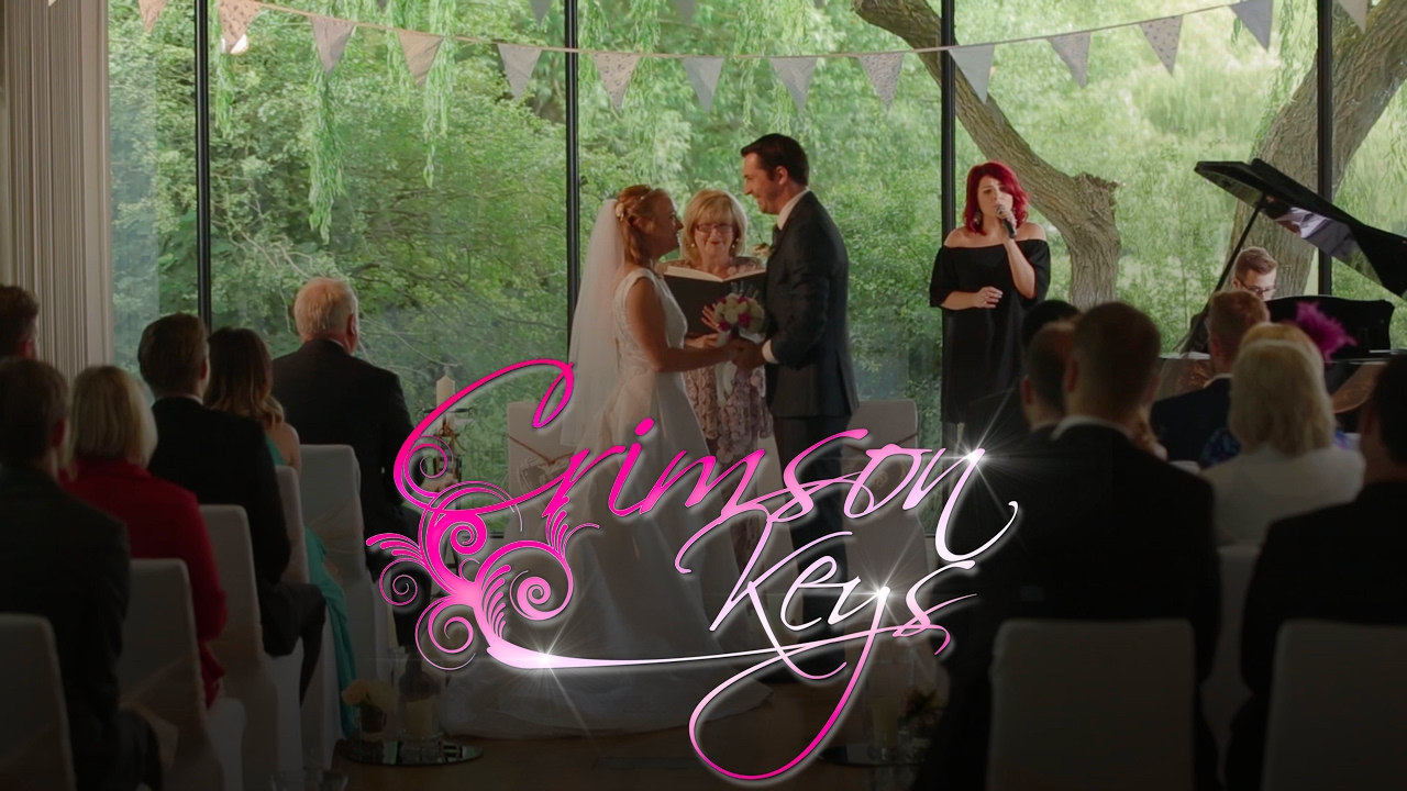 Crimson Keys Live Wedding Ceremony Music Elegant Acoustic Duo For Weddings London