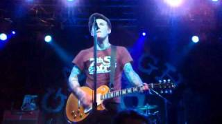 The Gaslight Anthem @ Arena Wien - Red At Night