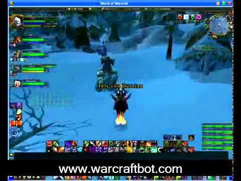 WoW Bot - PiroX PvpTool PvP, Farming, Level, Gathering Fishing WowBot