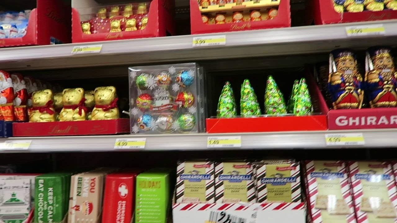 Christmas Stocking Stuffers target 2016 christmas candy, stocking stuffers, décor & more - youtube