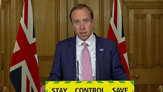 video: Coronavirus latest news:PHE warned in February against discharges into care homes