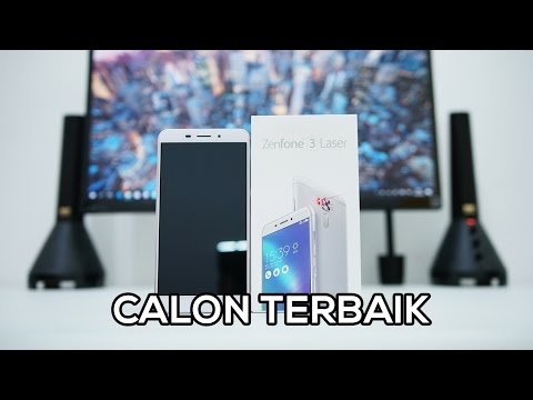 Unboxing Asus Zenfone 3 Laser Indonesia - J7 Prime Killer?