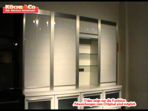 k che co aufsatzschrank mit youtube. Black Bedroom Furniture Sets. Home Design Ideas