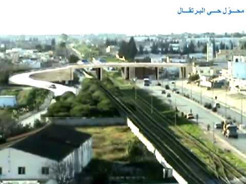 Projet de réseau ferroviaire rapide de la grande Tunis