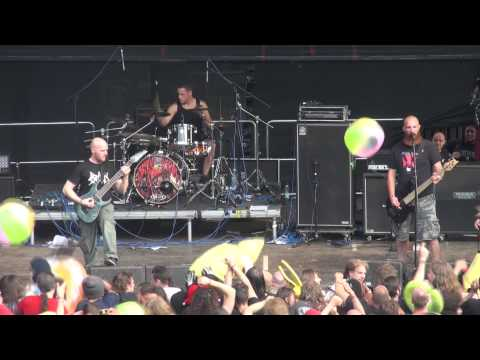 COCK AND BALL TORTURE Live At OEF 2013