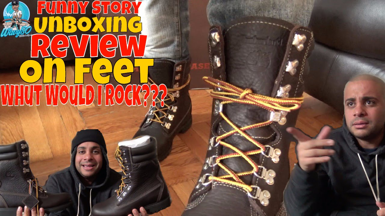 LIMITED TIMBERLAND 40 BELOW SUPERBOOT