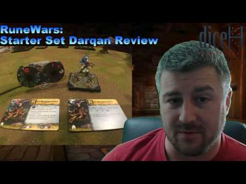 RuneWars: Starter Box Daqan Review