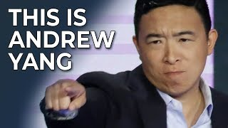 THIS IS ANDREW YANG - HUMANITY FIRST