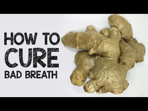 How To Cure Bad Breath Permanently   What To Drink To Get Rid of Bad Breath