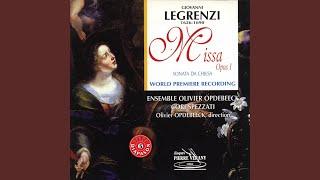 Messe Op. 1: Ritornello 1