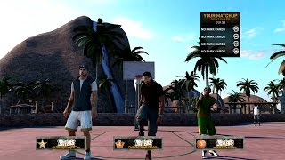 NBA 2K16 My Park | Sunset Beach | Hope Patch 3 Is Good