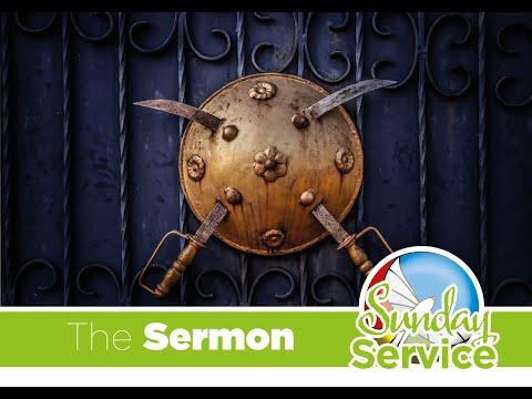 Sunday's Sermon - Ephesians 6:10-20