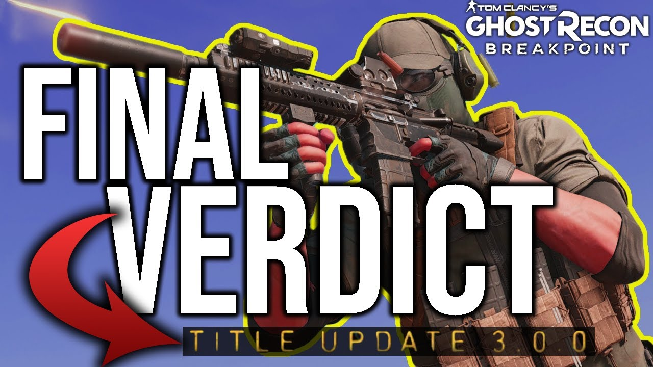Ghost Recon Breakpoint Update Final Review   Red Patriot DLC thumbnail