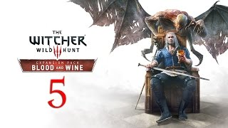 WITCHER 3: Blood and Wine #5 : In Toussaint, Bank robs you!